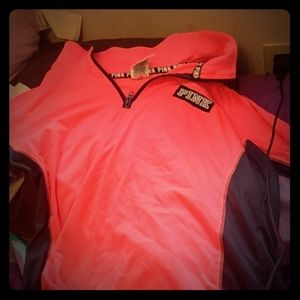 Pink Victoria's secrets sweater